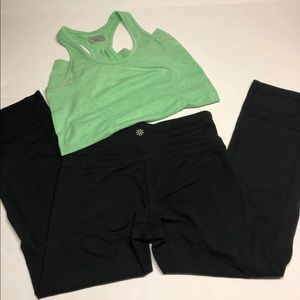 Athleta Outfit-Sz:S